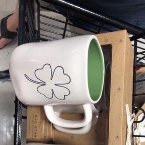 Rae Dunn Irish mug set